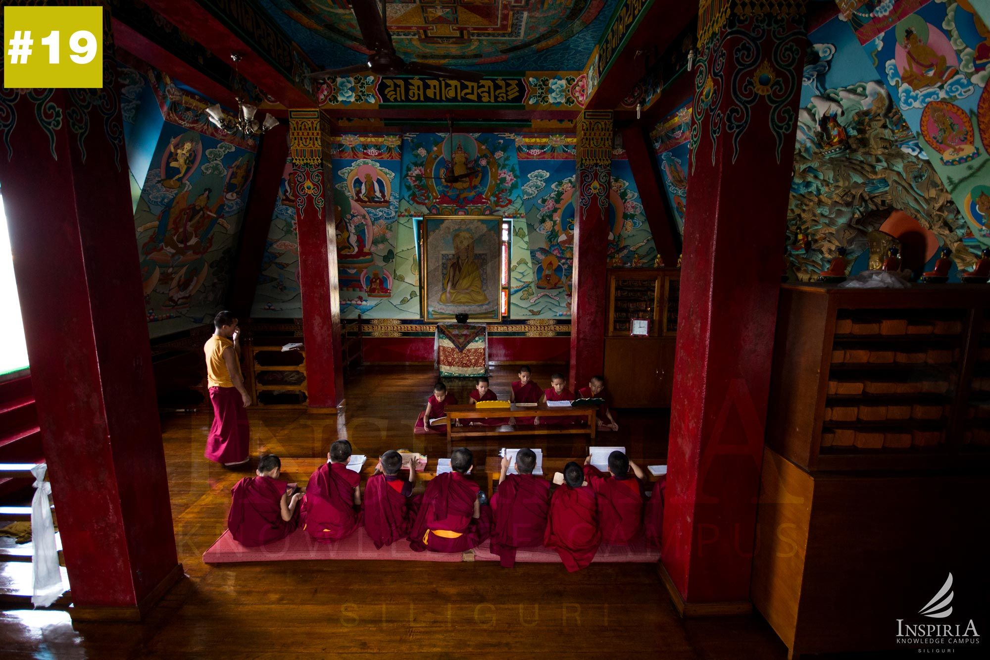 salugara-monastery-monks-prayers-studies-1001-things-to-do-inspiria-knowledge-campus-siliguri-wb