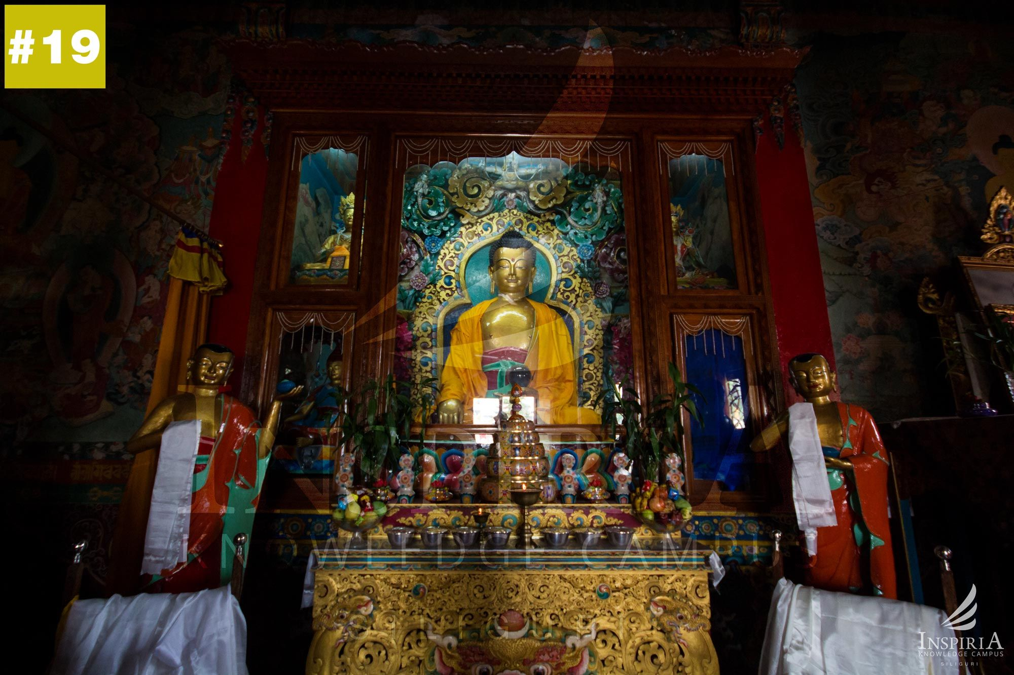 salugara-monastery-siliguri-inspiria-knowledge-campus-1001-things-to-do-buddha-inside-wb