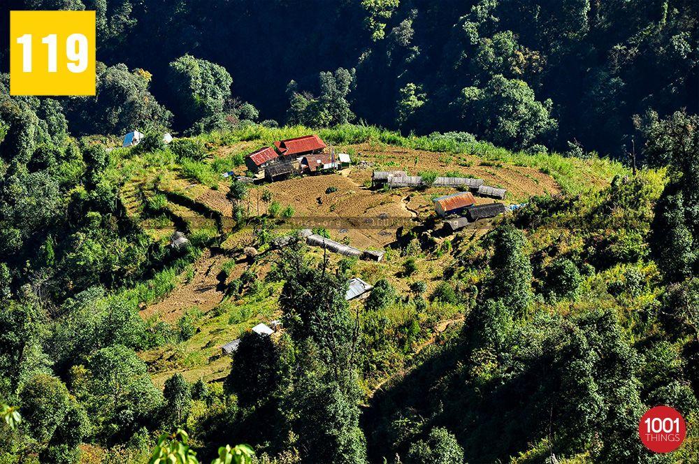 Srikhola-gurdum-village