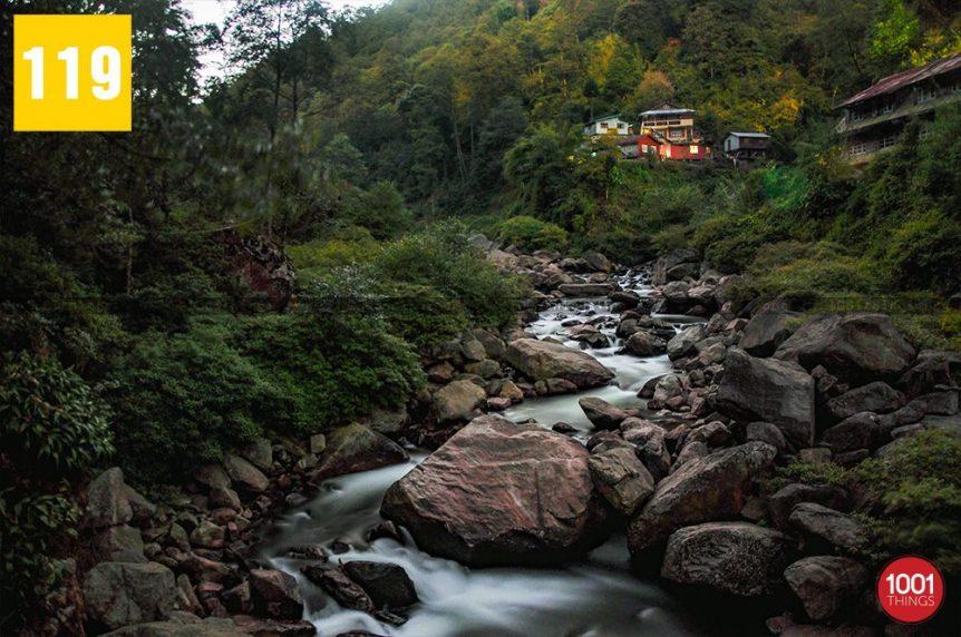 Srikhola-river