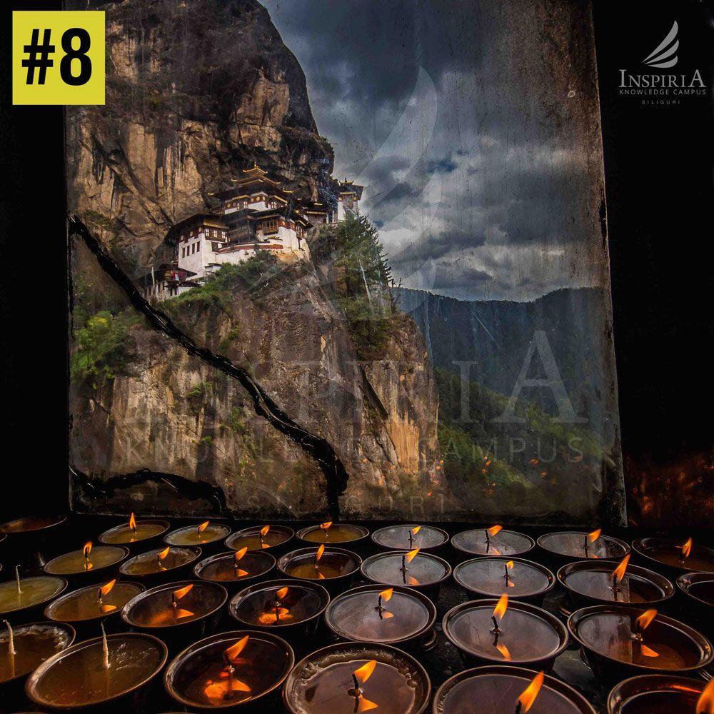 Paro Taktsang facts - On the way Tigers Nest bhutan