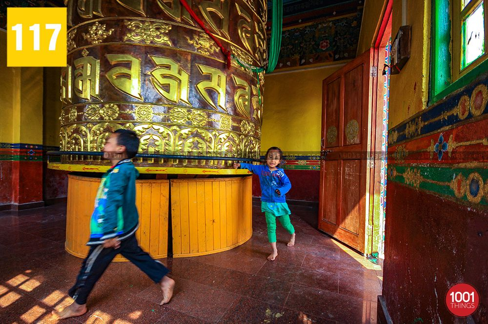 The-prayer-wheel