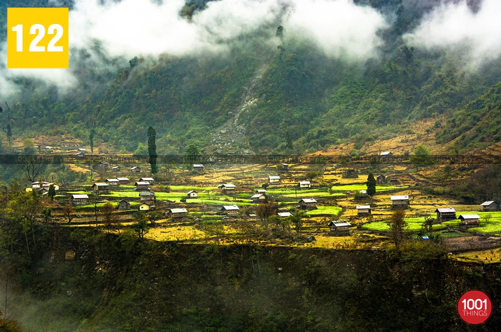 A-beautiful-village-near-Lachung