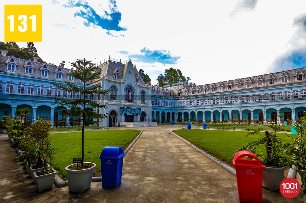 St Joseph's School – North Point, Darjeeling