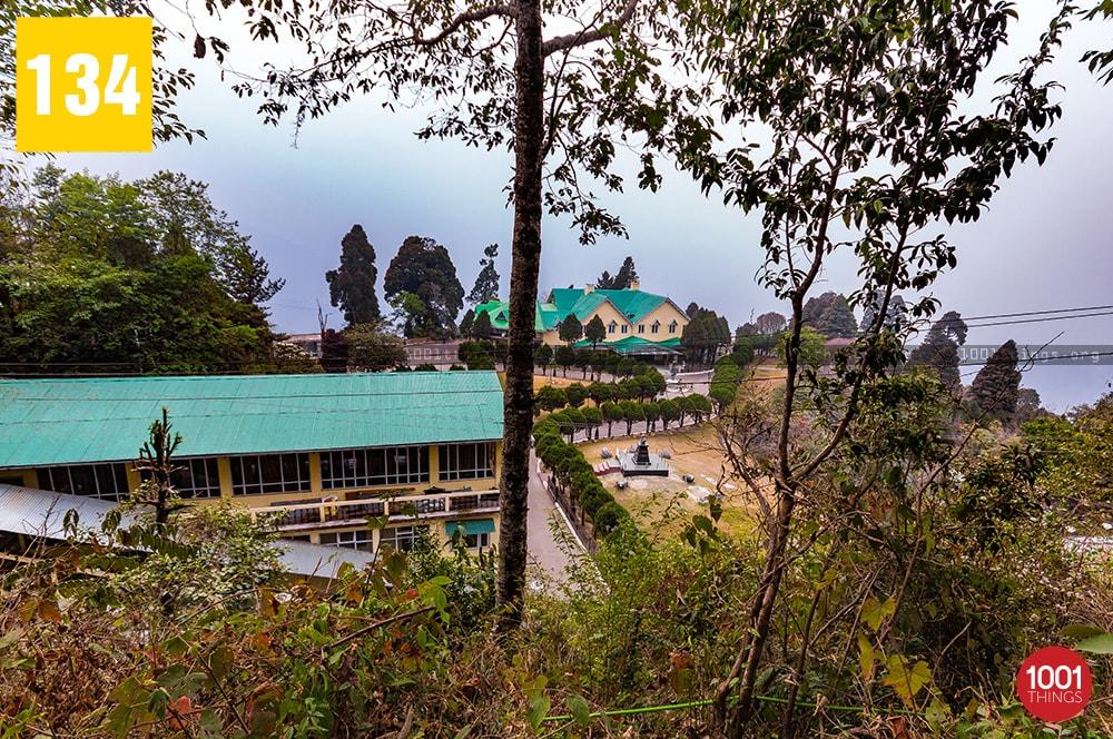 Lal Kothi Darjeeling