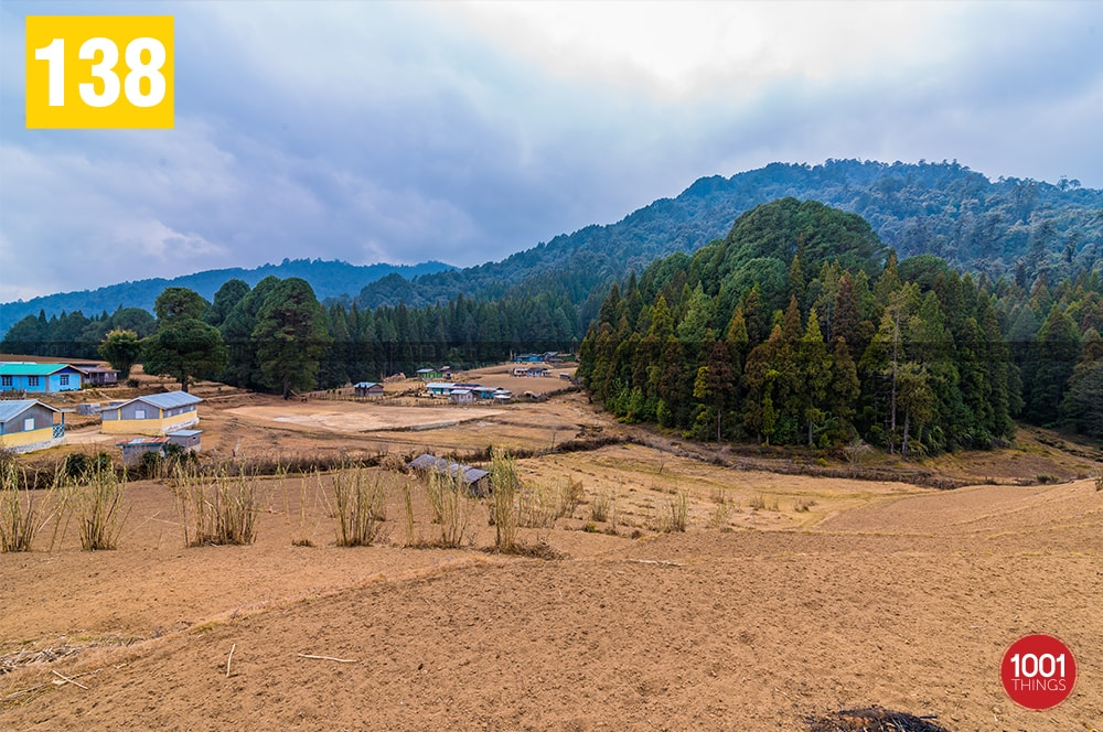 Samanden, The lost valley