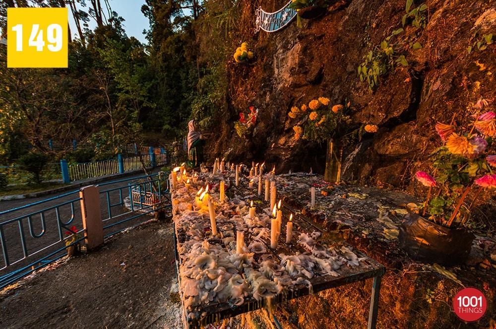 St Mary's Grotto, Kurseong