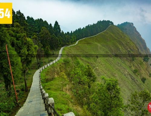 Tarey Bhir South Sikkim Near Namchi
