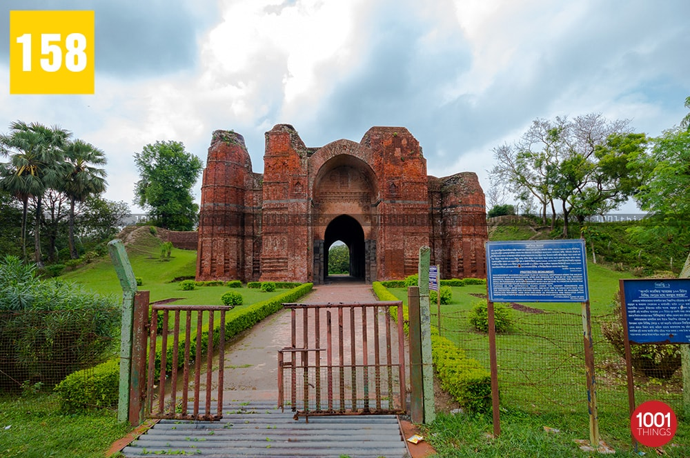 dakhil darwaza location