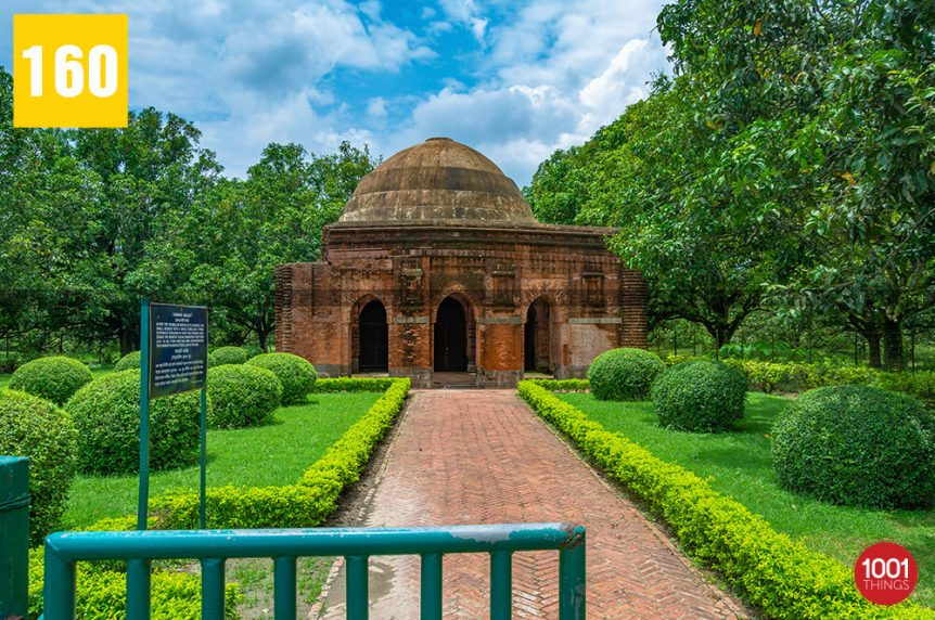 Chamkati-Masjid, malda