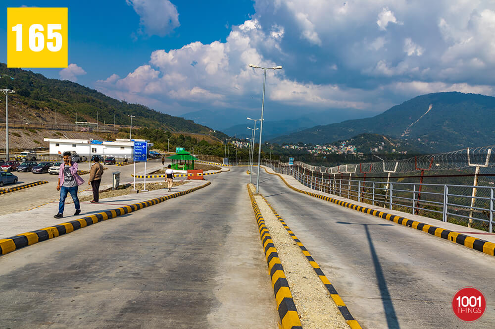 pakyong airport to gangtok distance