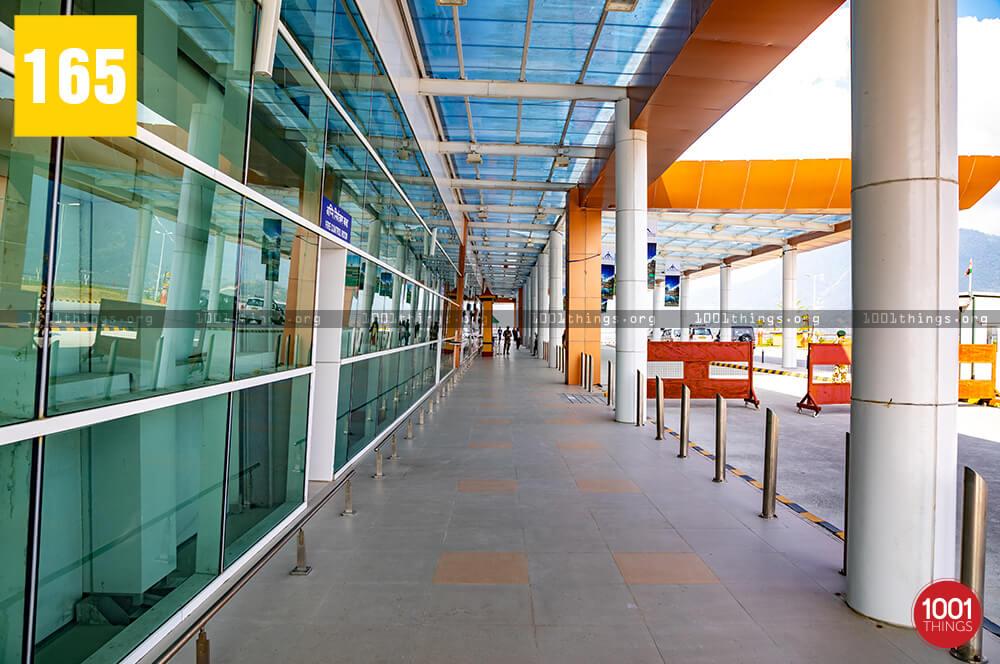pakyong airport flight