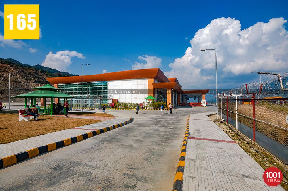 sikkim airport flights