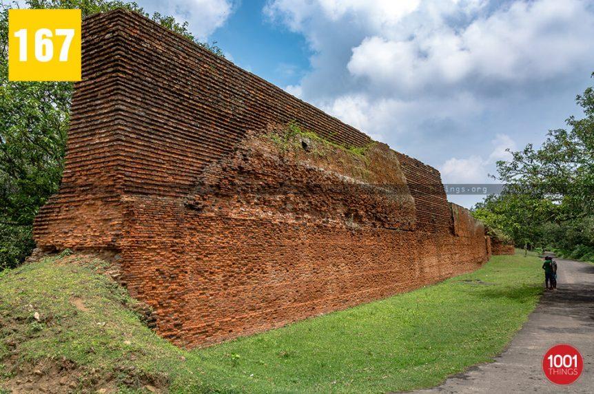Baisgazi Wall in Malda