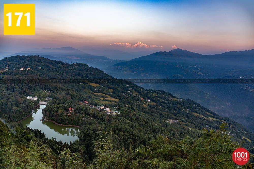 Aritar Lake (Lampokhari), Sikkim