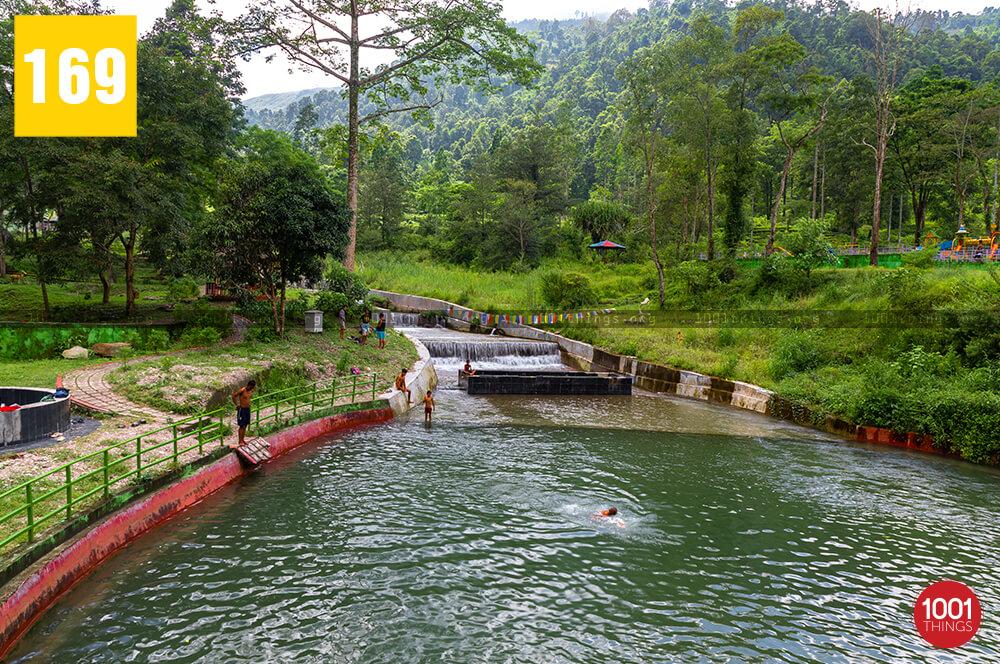 parks in darjeeling=
