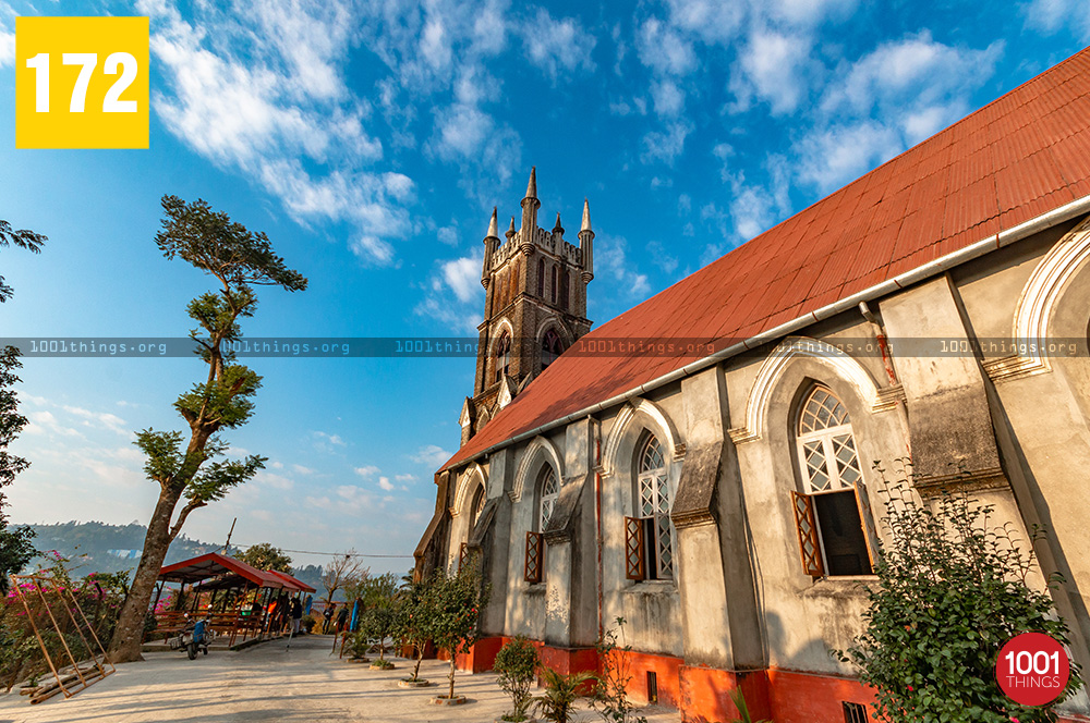 Mc Farlane Memorial Church, Kalimpong