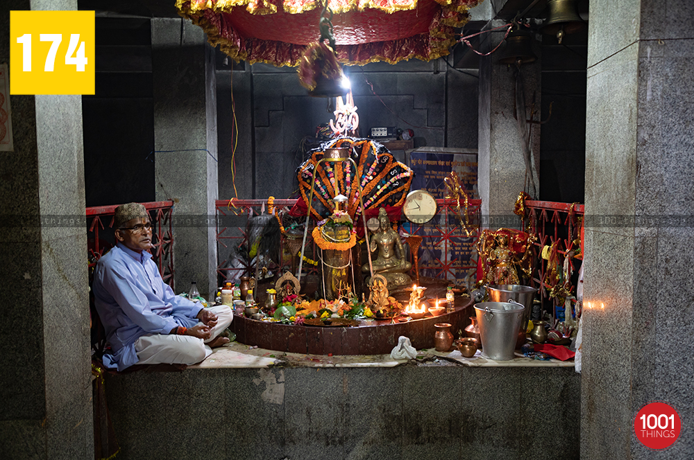 Ambotia Shiva Temple near Darjeeling