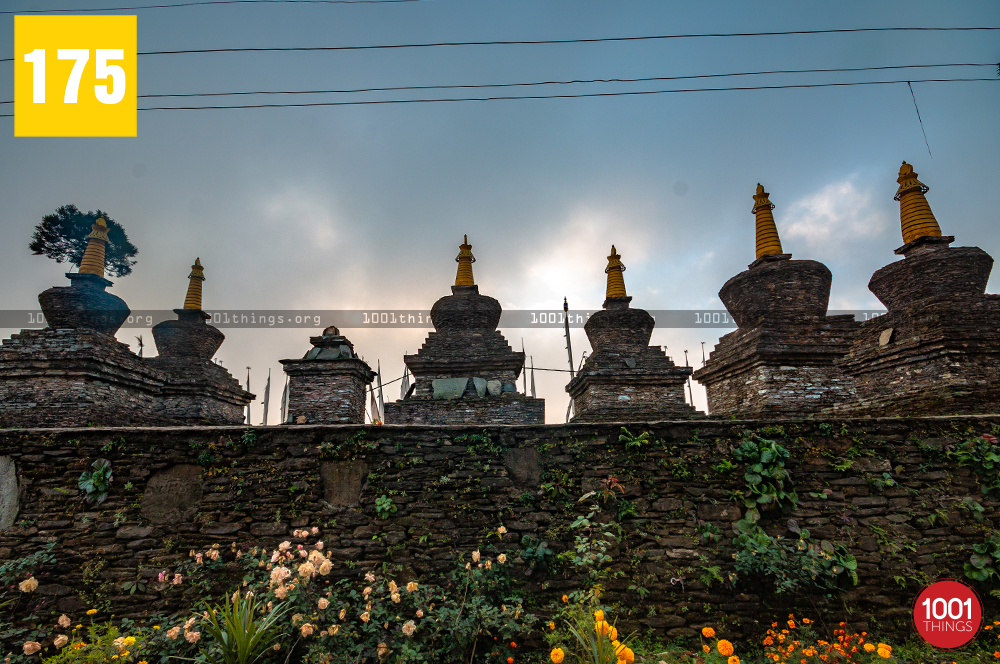 Sanga Choeling Monastery, Pelling Sikkim