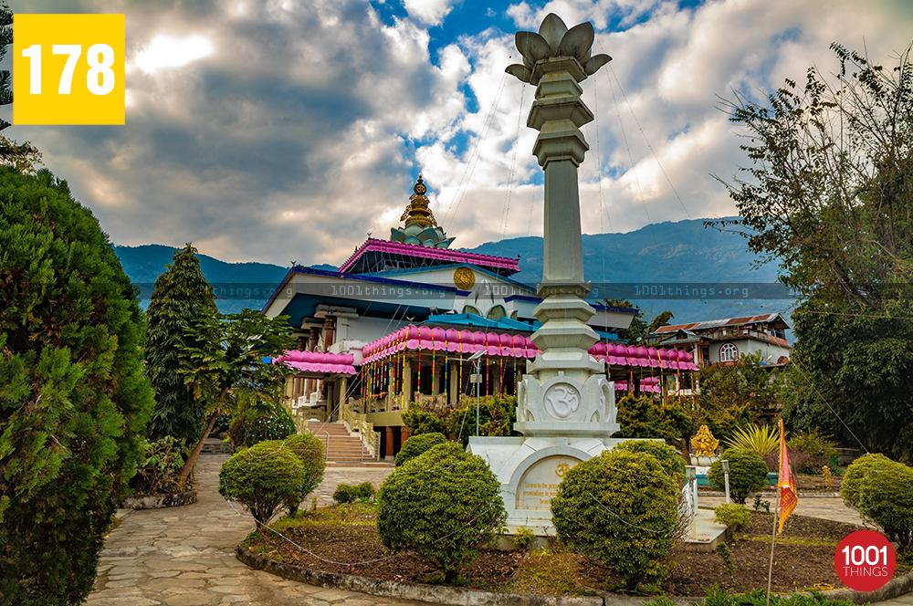 Daramdin Sai Temple Sikkim