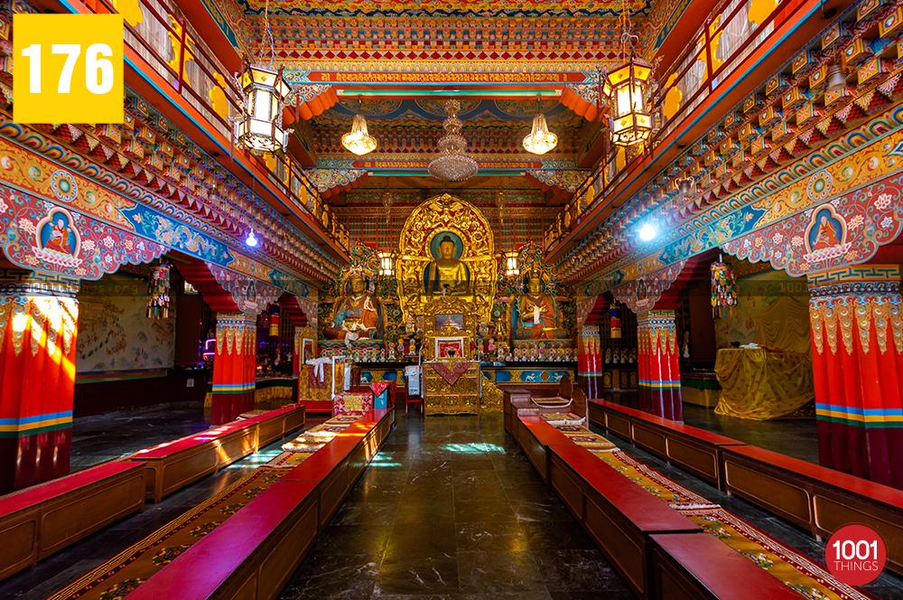 Lingdum Monastery Sikkim