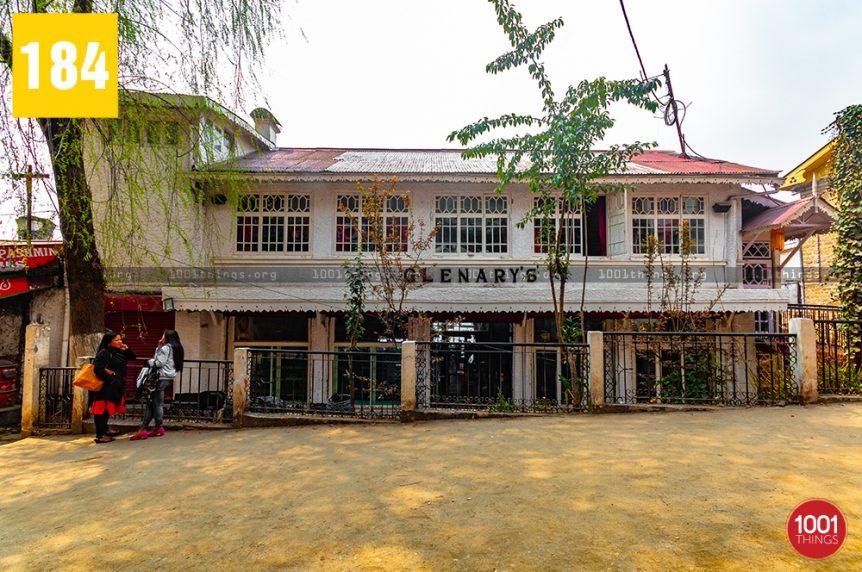 Glenary's Bakery, Resturant & Pub – Darjeeling