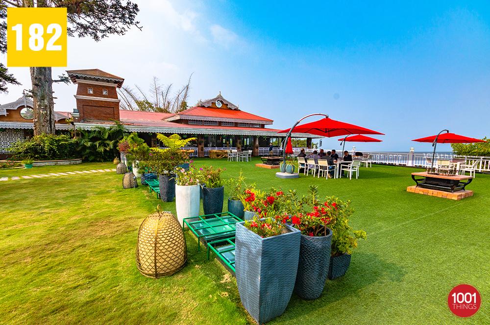 Mayfair Himalayan Spa Resort, Kalimpong