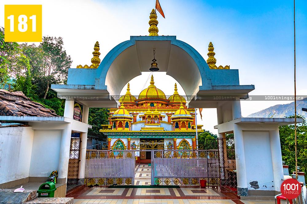 Pranami Mandir Bermiok, Sikkim