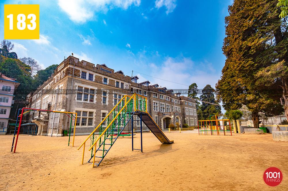 Mount Hermon School, Darjeeling