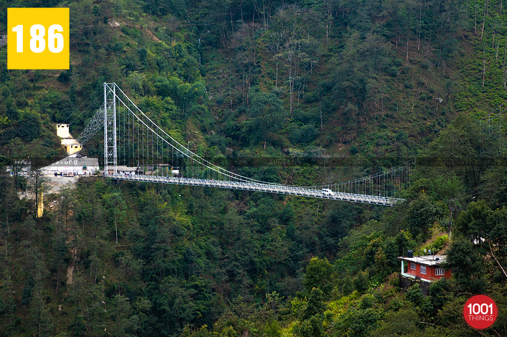 Singshore-Bridge pelling