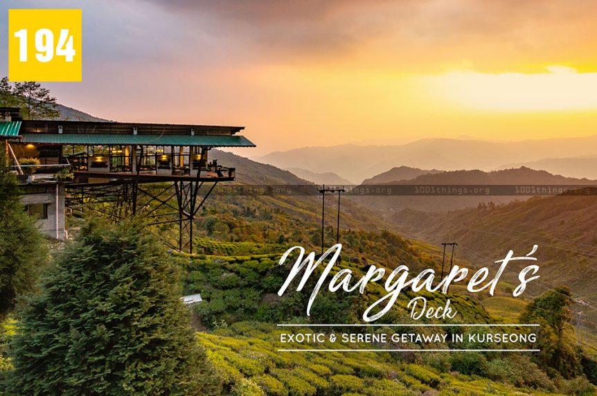 Margaret's Deck Tea Lounge, Kurseong