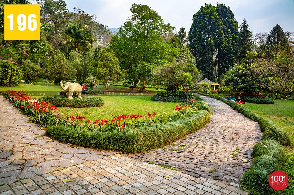 saramsa Garden places to visit in gangtok