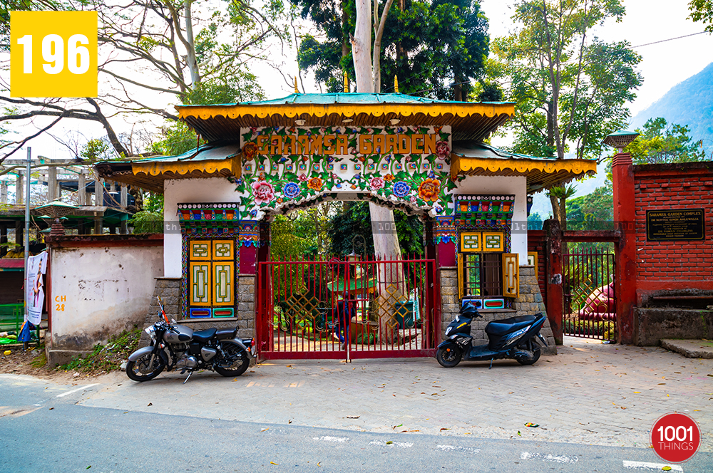 saramsa Garden in gangtok