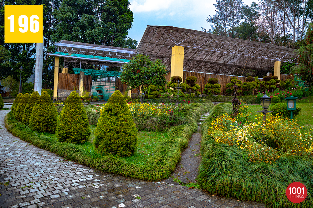 saramsa Garden places to visit in gangtok