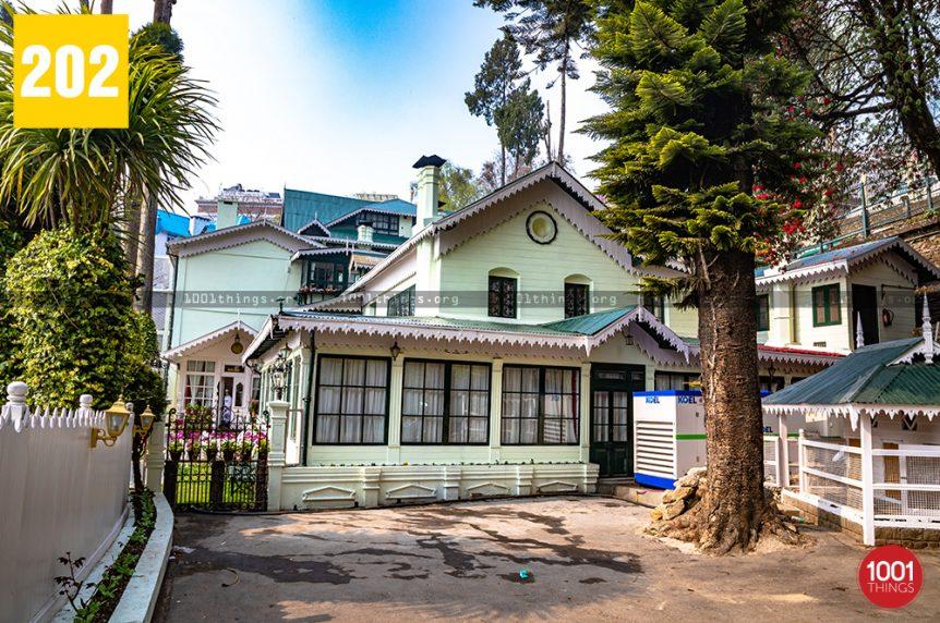 Elgin-Hotel Darjeeling