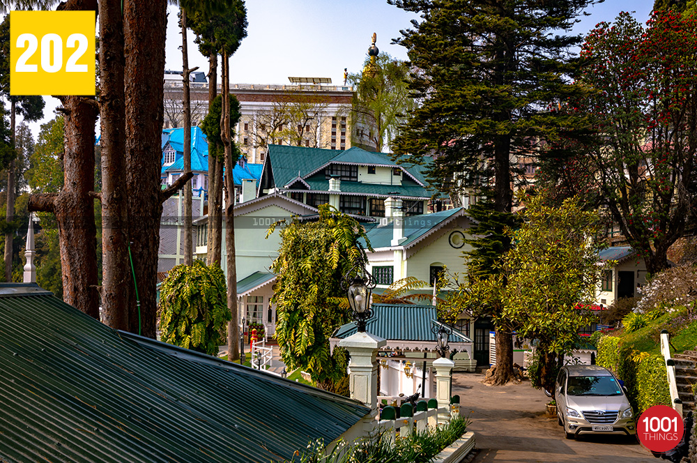 THE ELGIN, DARJEELING