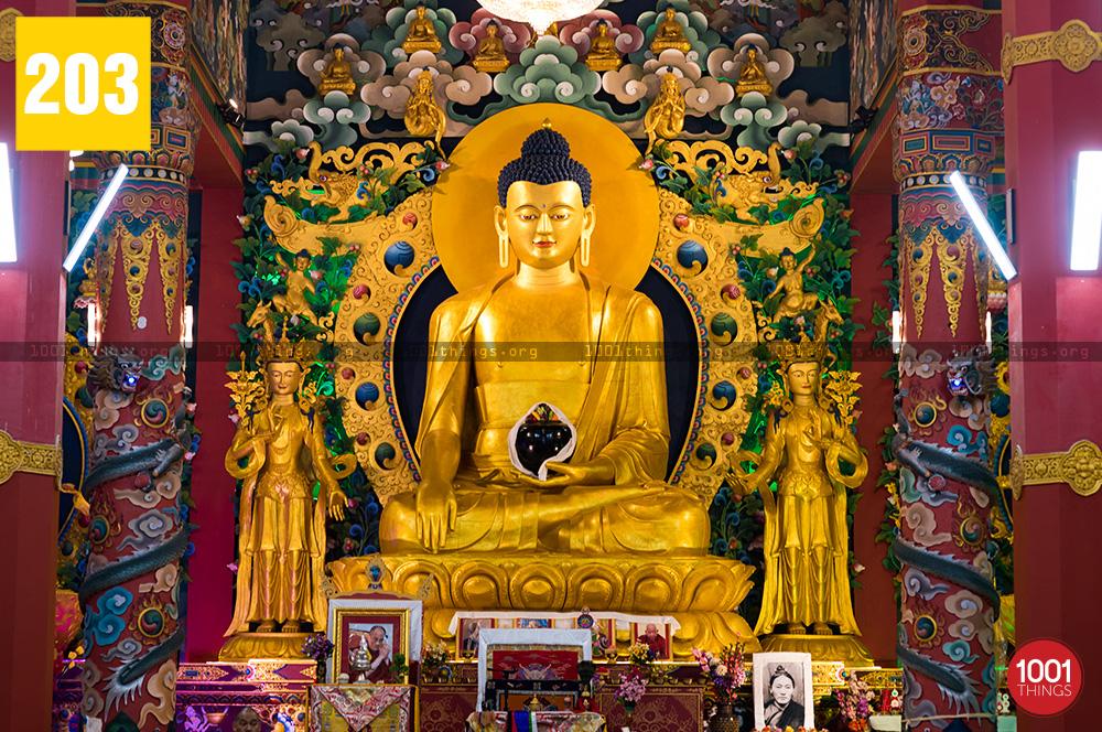 Buddhist architectural style