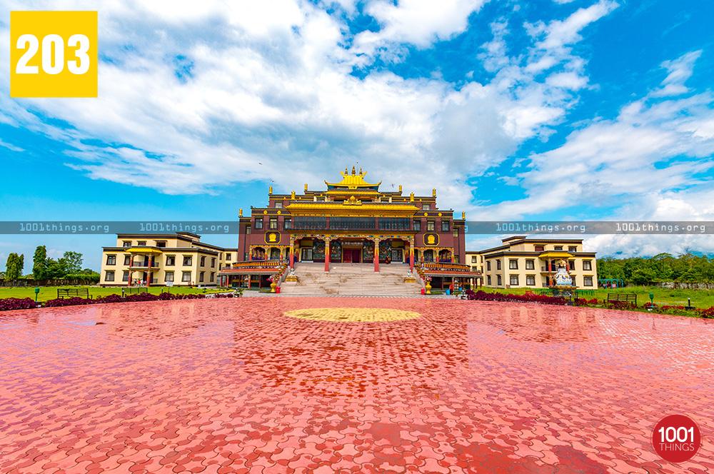 Ewam India Buddhist Monastery, Siliguri