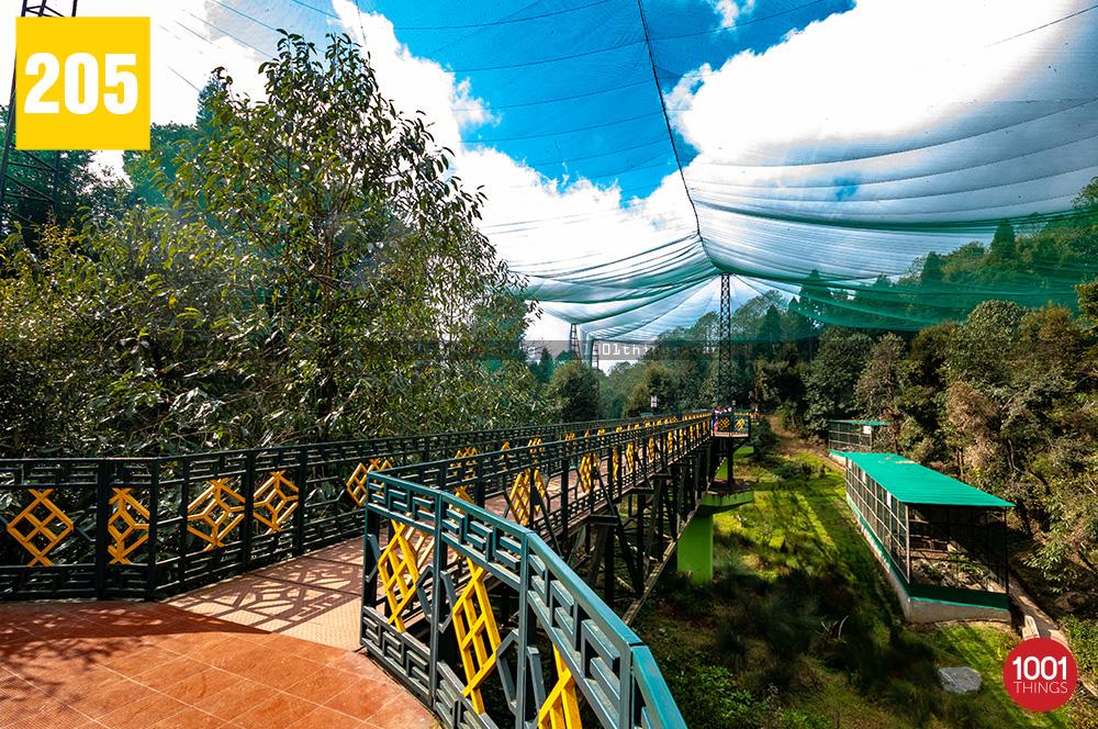 Sidkeong Tulku Bird Park