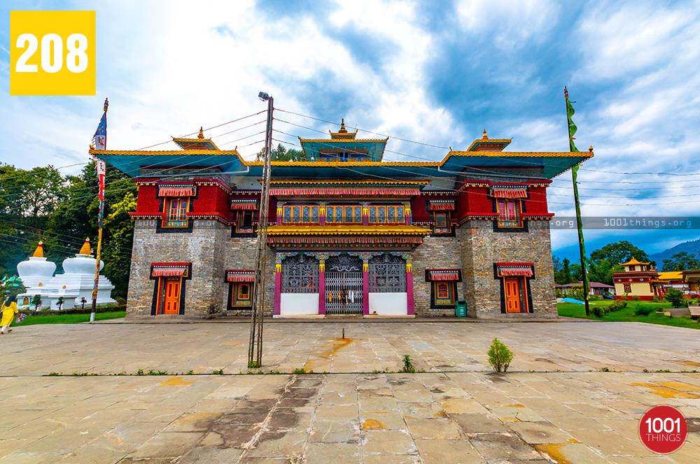 Tashiding Monastery,