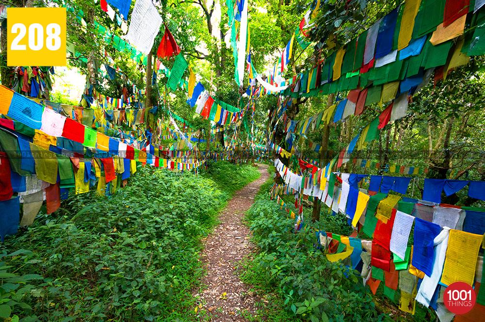 Tashiding Monastery homestay