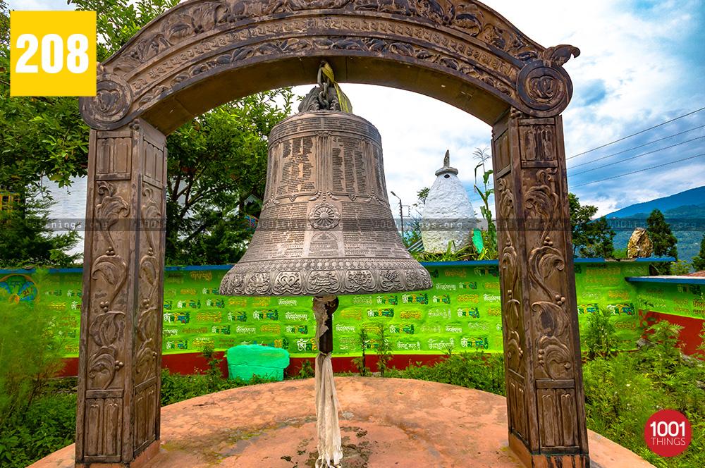 Tashiding Monastery Sikkim photos