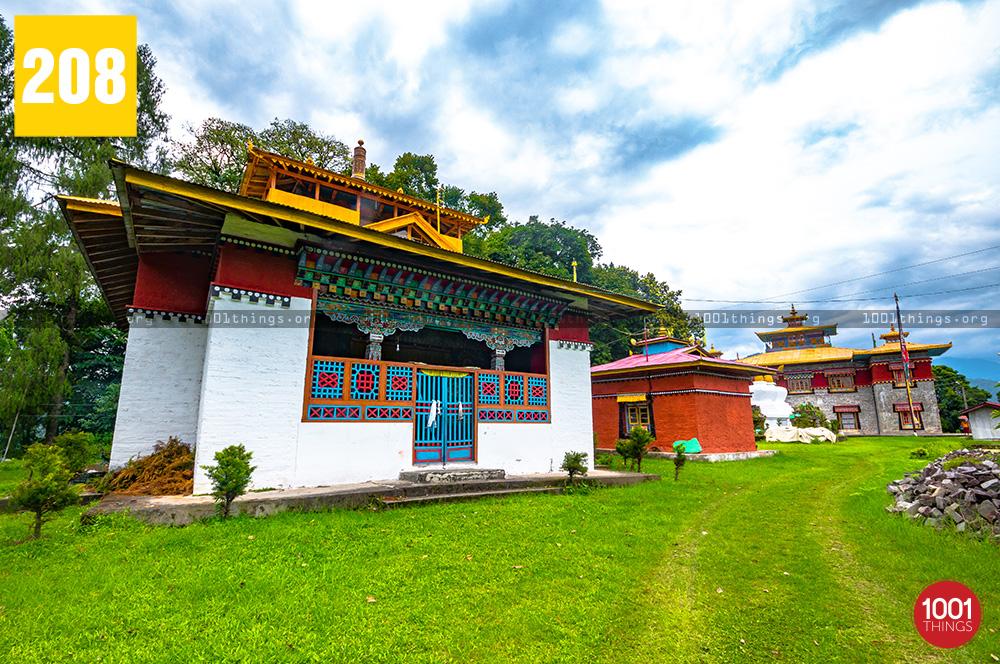 Tashiding Monastery, Sikkim Monastery