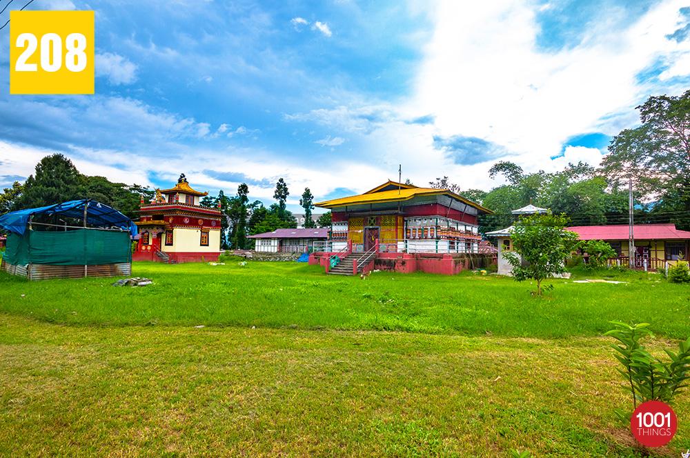 Tashiding Monastery sikkim