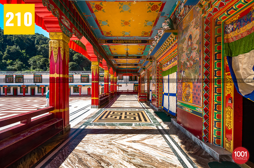 Ralang Monastery Photos