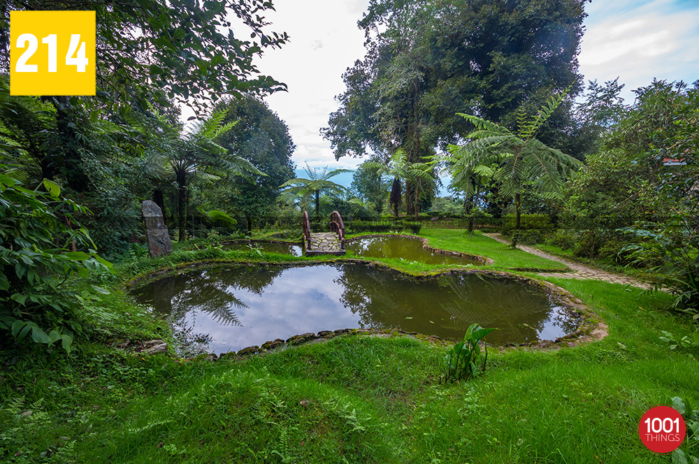State Biodiversity Park, Tendong, Sikkim