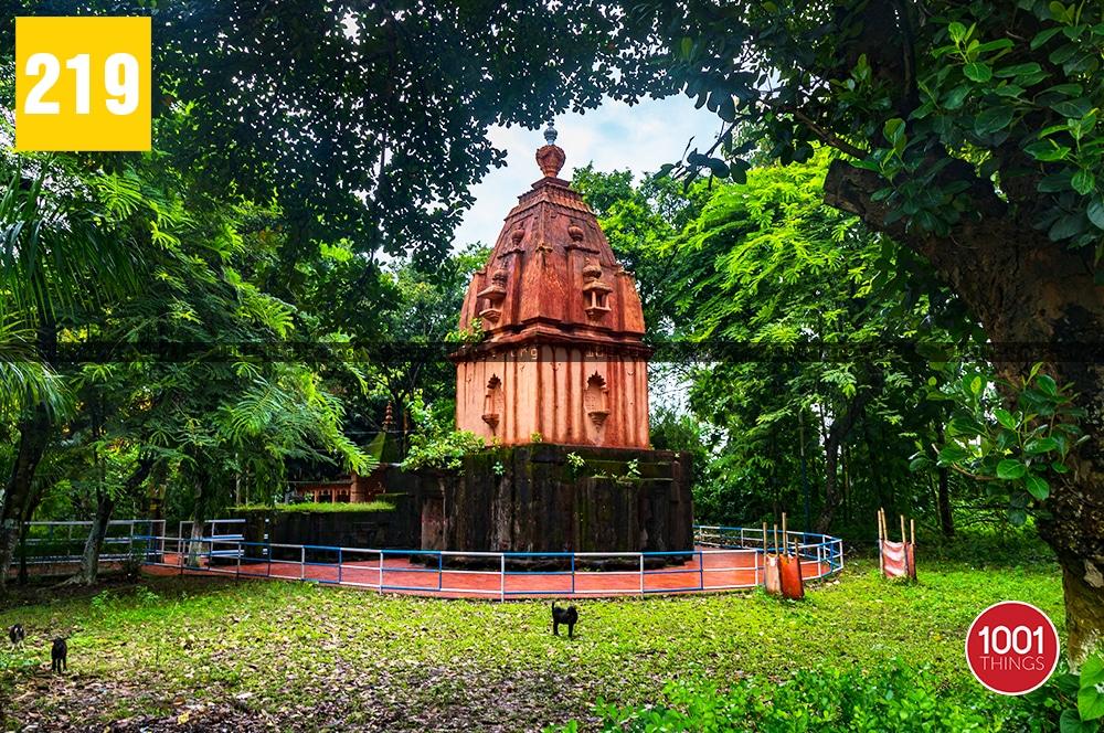 Jatileshwar Temple
