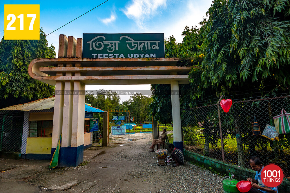 Teesta Udyan,Best Time to visit Teesta Udyan