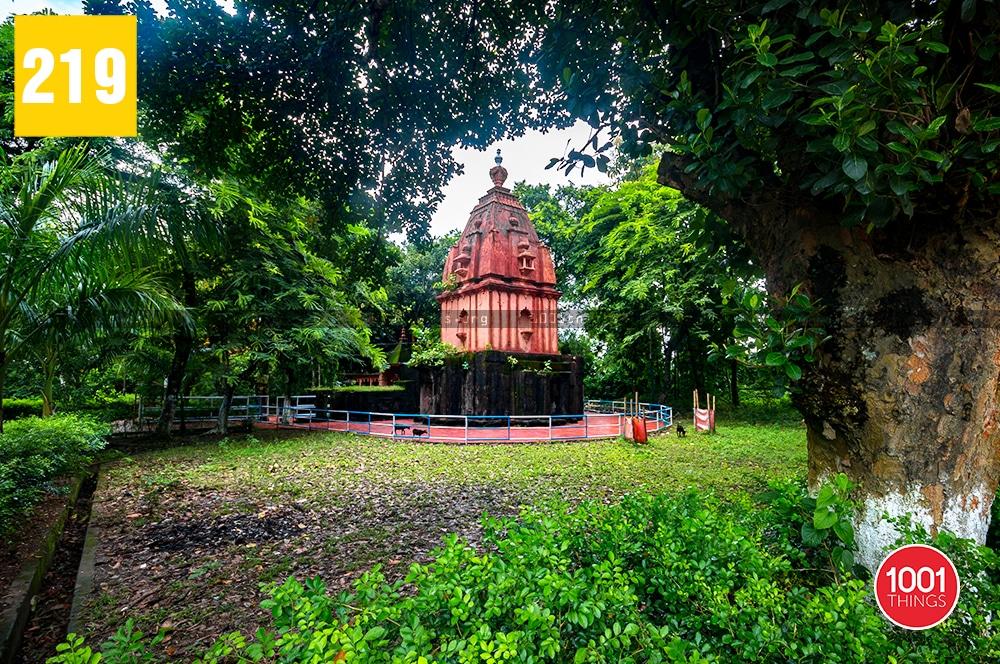 Jatileswar Shiv Temple
