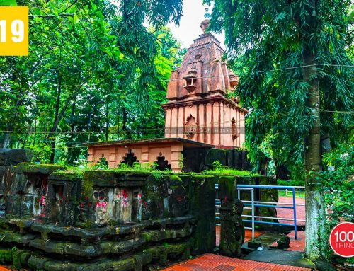Jatileswar Mahadev Temple – A Sacred Shrine in Mainaguri